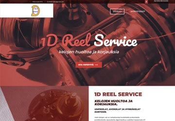 1D Reel Service