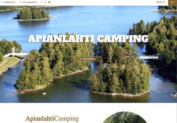 Apianlahti camping