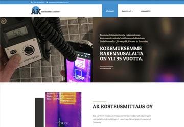 AK Kosteusmittaus