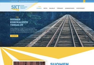 Suomen Kiskokalusto Tehdas Oy